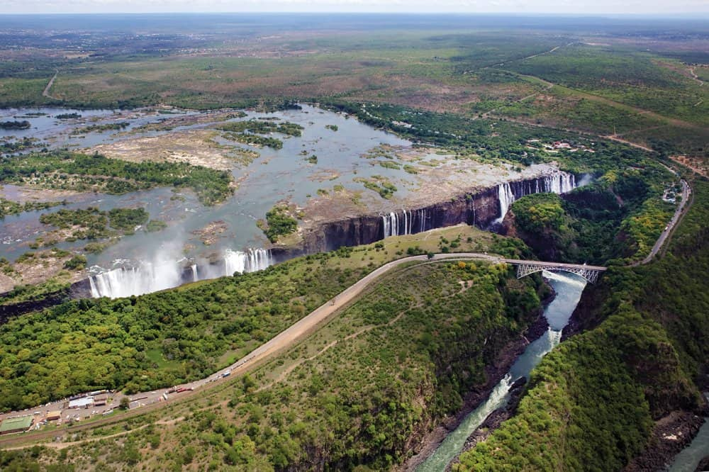 Luxury Travel Marketing - Matetsi Victoria Falls