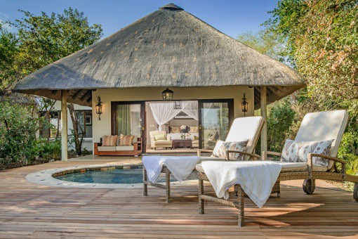 Meet The New Savanna Eco Lodge