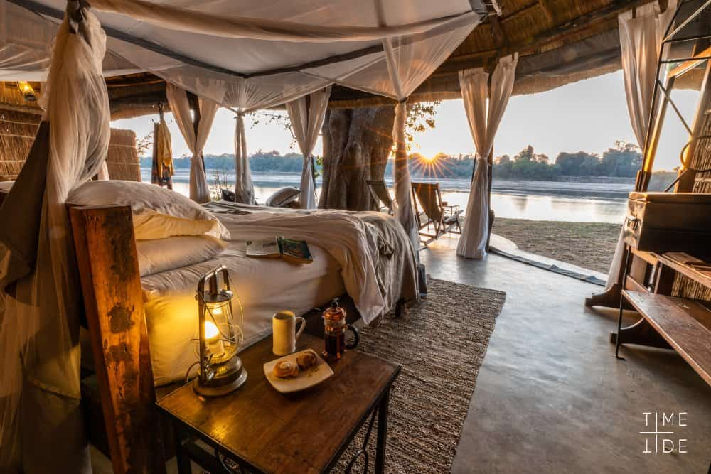 Luxury Travel Marketing - Time + Tide Africa