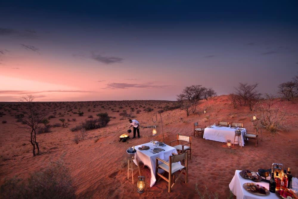 Luxury Travel Marketing - Tswalu Kalahari