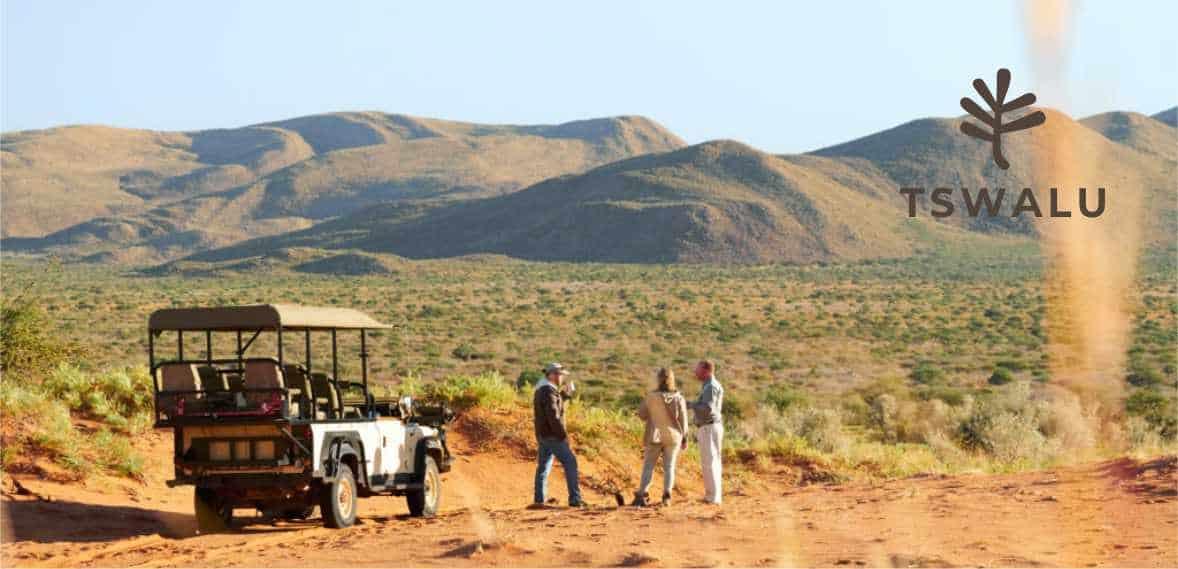 Tswalu Kalahari Safari Experience